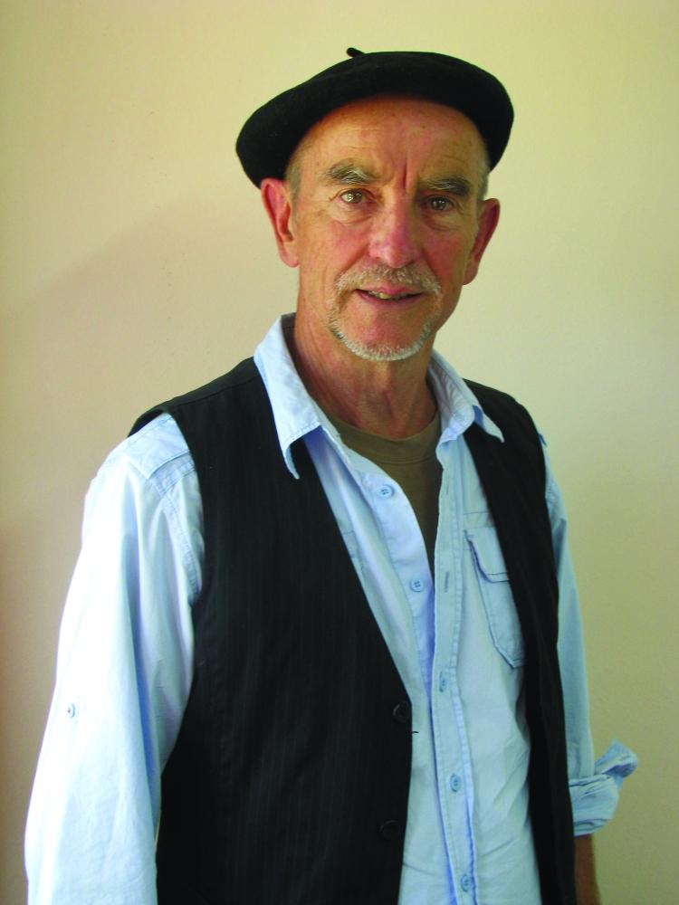 Manfred Zylla by Niklas Zimmer 2014